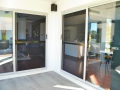 Crimsafe Sliding Security Door with Midrail