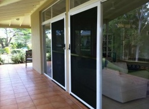 Installing Window Security Screens