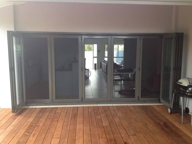Bi Fold Crimsafe Security Doors Davcon Security Screens