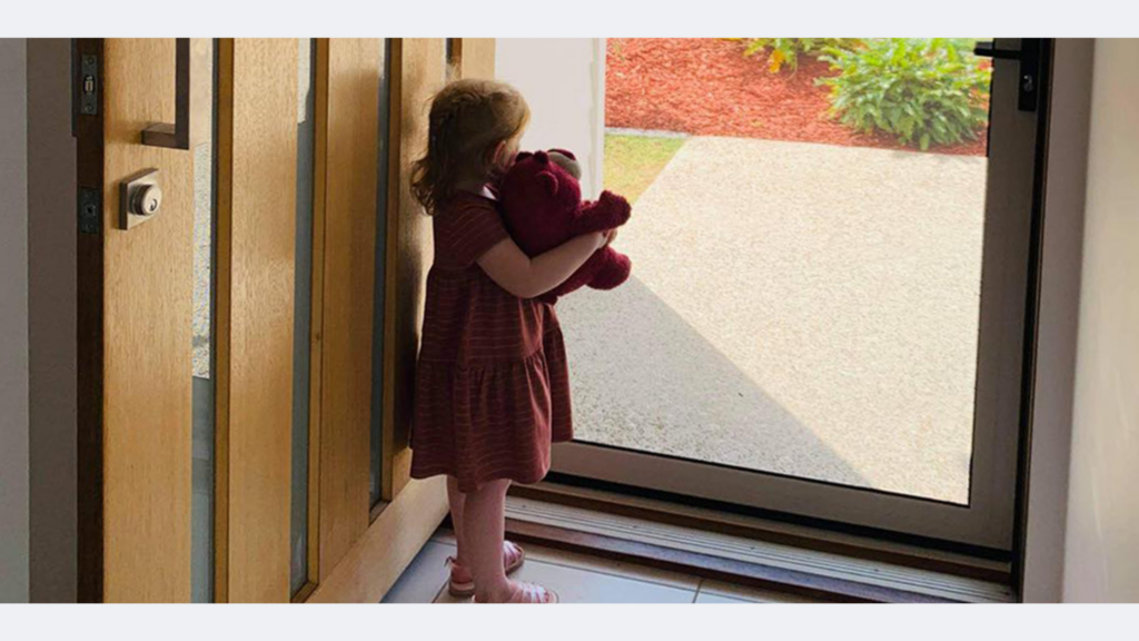 Protect your family with Crimsafe security screens