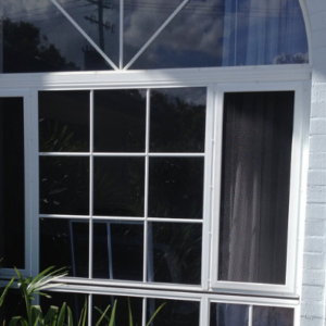 Crimsafe windows