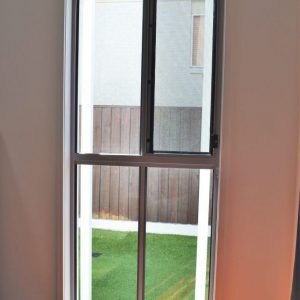 Crimsafe security screens installed on window