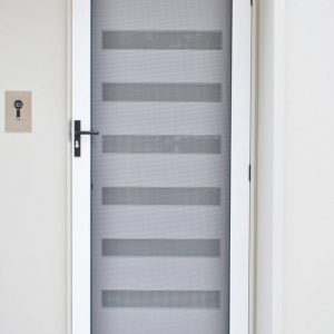 Hinged Crimsafe Door