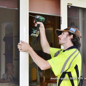 Inner Western Suburbs Brisbane: A Crimsafe Ultimate Double Door and Sliding Door Installation Brisbane