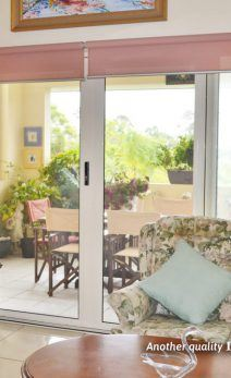 Crimsafe sliding doors