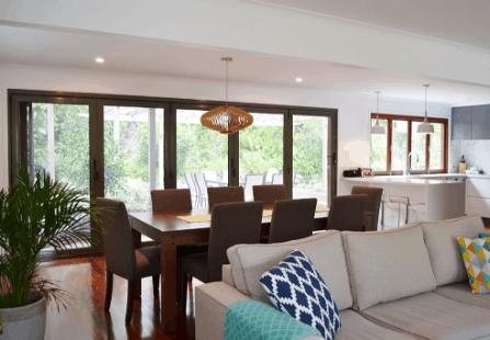 How much does Crimsafe cost? Crimsafe installed in Brisbane living area