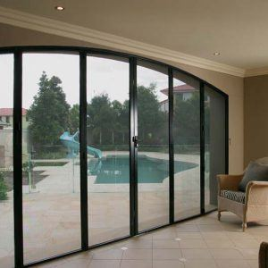 Crimsafe Patio Enclosure